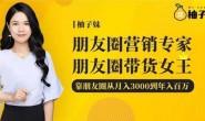 《柚子妹朋友圈文案训练营》视频课程全集下载链接