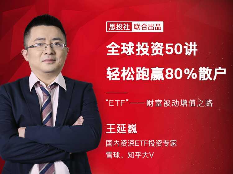 王延巍全球投资50讲,轻松跑赢80%散户音频MP3讲义课件下载