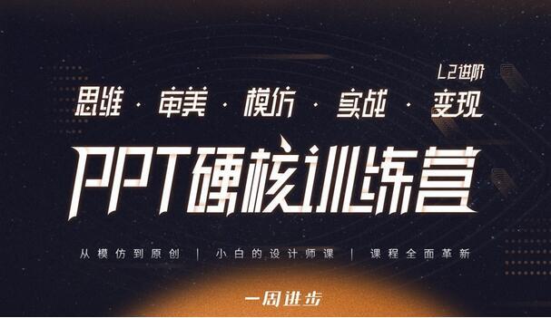 《PPT硬核训练营》全集完结在线收听下载链接