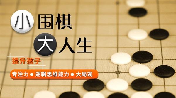 [暑假班]0基础少儿围棋·进阶班课程链接下载全集地址